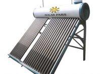 طرح توجیهی تولید آبگرمکن خورشیدی