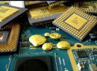 طرح توجیهی تولید طلا و نقره از طریق ضایعات الکترونیکی