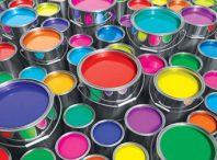 طرح توجیهی تولید رنگ های صنعتی