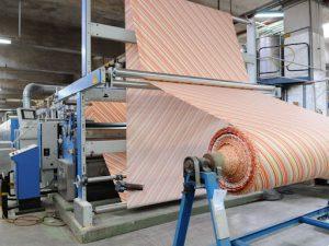 طرح توجیهی واحد رنگرزی، چاپ و تکمیل پارچه
