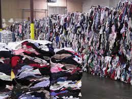 طرح توجیهی احداث واحد بازیافت پارچه های ضایعاتی و پوشاک مستعمل